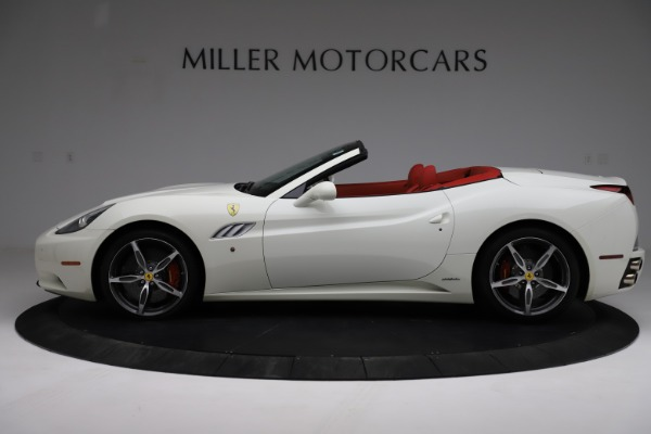 Used 2014 Ferrari California 30 for sale Sold at Alfa Romeo of Greenwich in Greenwich CT 06830 3
