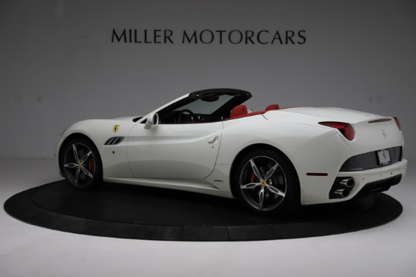 Used 2014 Ferrari California 30 for sale Sold at Alfa Romeo of Greenwich in Greenwich CT 06830 4