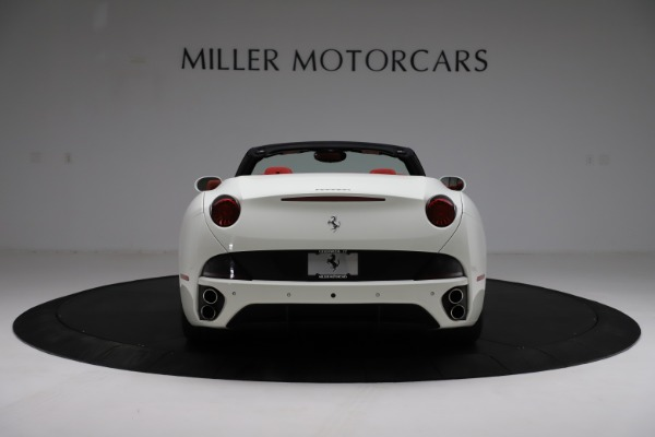 Used 2014 Ferrari California 30 for sale Sold at Alfa Romeo of Greenwich in Greenwich CT 06830 6
