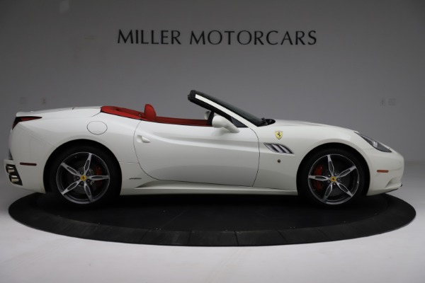 Used 2014 Ferrari California 30 for sale Sold at Alfa Romeo of Greenwich in Greenwich CT 06830 9