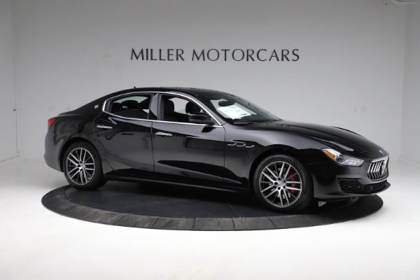 New 2021 Maserati Ghibli S Q4 for sale $86,654 at Alfa Romeo of Greenwich in Greenwich CT 06830 10