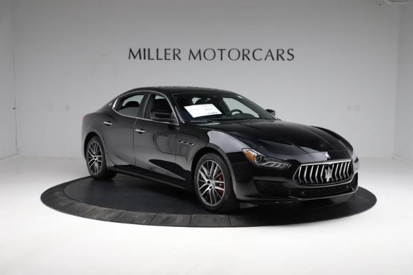 New 2021 Maserati Ghibli S Q4 for sale $86,654 at Alfa Romeo of Greenwich in Greenwich CT 06830 11