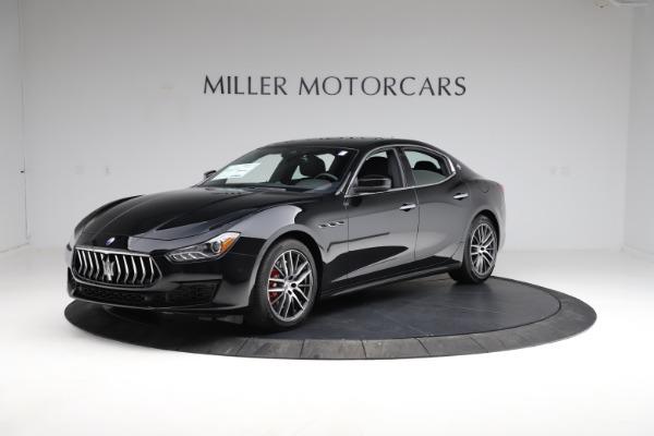 New 2021 Maserati Ghibli S Q4 for sale $86,654 at Alfa Romeo of Greenwich in Greenwich CT 06830 2