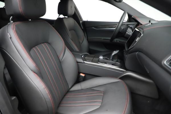 New 2021 Maserati Ghibli S Q4 for sale $86,654 at Alfa Romeo of Greenwich in Greenwich CT 06830 22