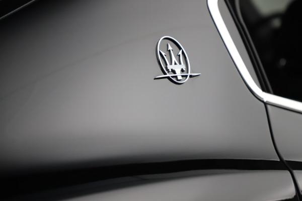 New 2021 Maserati Ghibli S Q4 for sale $86,654 at Alfa Romeo of Greenwich in Greenwich CT 06830 25