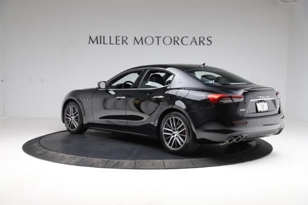 New 2021 Maserati Ghibli S Q4 for sale $86,654 at Alfa Romeo of Greenwich in Greenwich CT 06830 4
