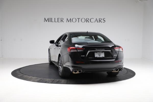 New 2021 Maserati Ghibli S Q4 for sale $86,654 at Alfa Romeo of Greenwich in Greenwich CT 06830 5