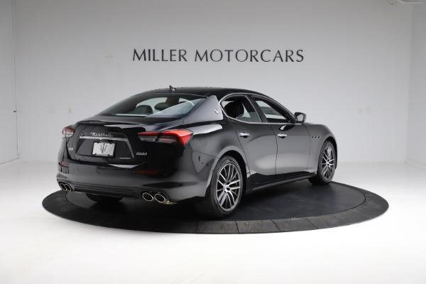 New 2021 Maserati Ghibli S Q4 for sale $86,654 at Alfa Romeo of Greenwich in Greenwich CT 06830 8