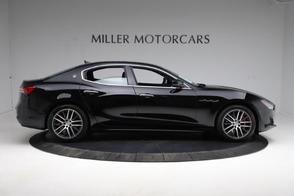 New 2021 Maserati Ghibli S Q4 for sale $86,654 at Alfa Romeo of Greenwich in Greenwich CT 06830 9