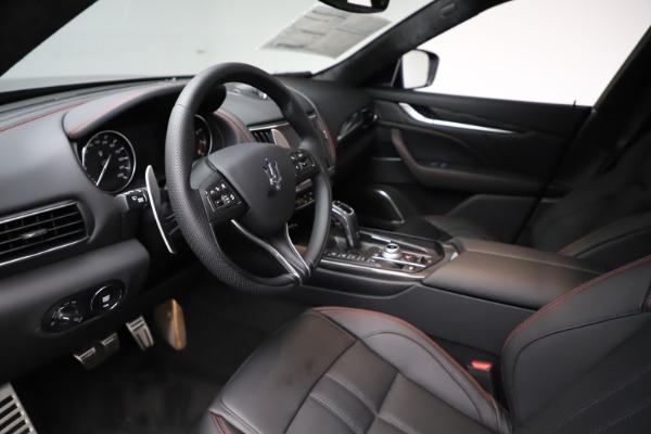 New 2021 Maserati Levante GTS for sale $135,485 at Alfa Romeo of Greenwich in Greenwich CT 06830 14