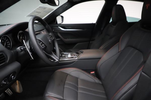 New 2021 Maserati Levante GTS for sale $135,485 at Alfa Romeo of Greenwich in Greenwich CT 06830 15