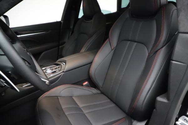 New 2021 Maserati Levante GTS for sale $135,485 at Alfa Romeo of Greenwich in Greenwich CT 06830 16