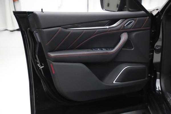 New 2021 Maserati Levante GTS for sale $135,485 at Alfa Romeo of Greenwich in Greenwich CT 06830 18