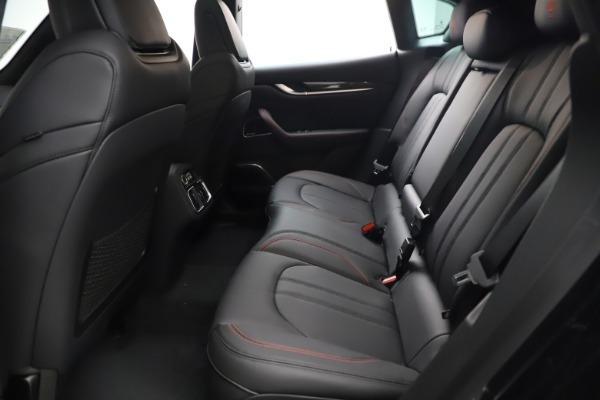 New 2021 Maserati Levante GTS for sale $135,485 at Alfa Romeo of Greenwich in Greenwich CT 06830 19