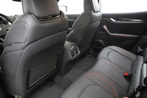 New 2021 Maserati Levante GTS for sale $135,485 at Alfa Romeo of Greenwich in Greenwich CT 06830 20