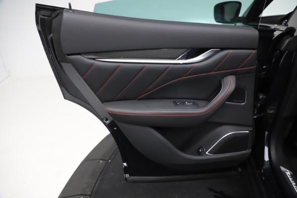 New 2021 Maserati Levante GTS for sale $135,485 at Alfa Romeo of Greenwich in Greenwich CT 06830 21