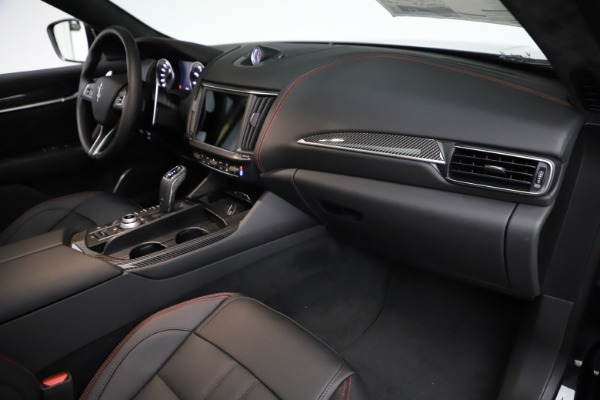 New 2021 Maserati Levante GTS for sale $135,485 at Alfa Romeo of Greenwich in Greenwich CT 06830 22