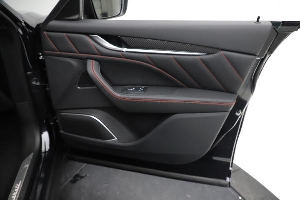 New 2021 Maserati Levante GTS for sale $135,485 at Alfa Romeo of Greenwich in Greenwich CT 06830 23
