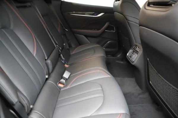 New 2021 Maserati Levante GTS for sale $135,485 at Alfa Romeo of Greenwich in Greenwich CT 06830 24
