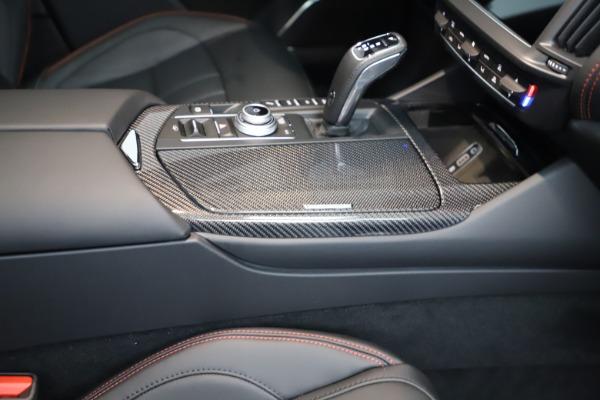 New 2021 Maserati Levante GTS for sale $135,485 at Alfa Romeo of Greenwich in Greenwich CT 06830 27