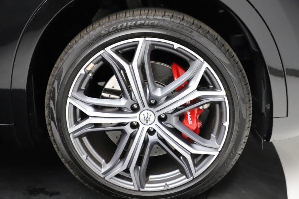 New 2021 Maserati Levante GTS for sale $135,485 at Alfa Romeo of Greenwich in Greenwich CT 06830 28