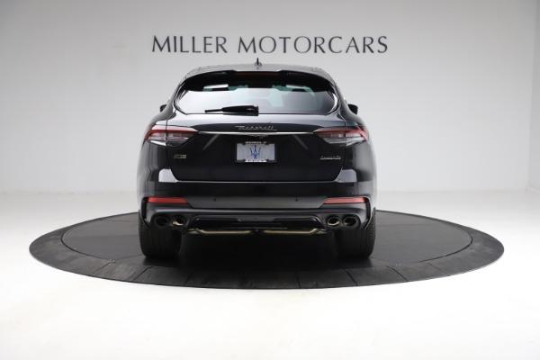 New 2021 Maserati Levante GTS for sale $135,485 at Alfa Romeo of Greenwich in Greenwich CT 06830 7