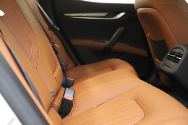 New 2021 Maserati Ghibli S Q4 for sale $85,754 at Alfa Romeo of Greenwich in Greenwich CT 06830 21
