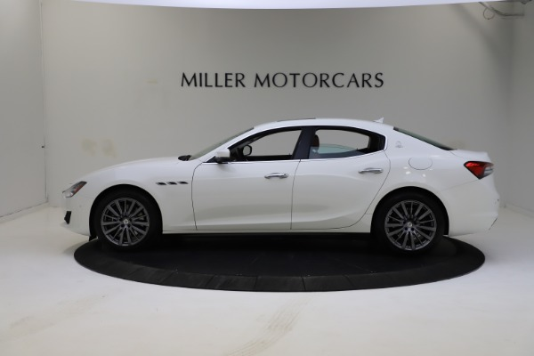 New 2021 Maserati Ghibli S Q4 for sale $85,754 at Alfa Romeo of Greenwich in Greenwich CT 06830 3