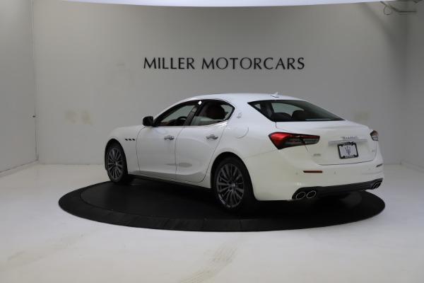 New 2021 Maserati Ghibli S Q4 for sale $85,754 at Alfa Romeo of Greenwich in Greenwich CT 06830 5