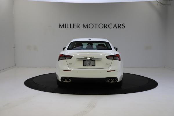 New 2021 Maserati Ghibli S Q4 for sale $85,754 at Alfa Romeo of Greenwich in Greenwich CT 06830 6