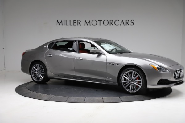 New 2021 Maserati Quattroporte S Q4 GranLusso for sale $122,435 at Alfa Romeo of Greenwich in Greenwich CT 06830 10