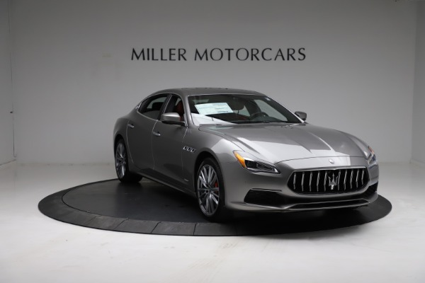 New 2021 Maserati Quattroporte S Q4 GranLusso for sale $122,435 at Alfa Romeo of Greenwich in Greenwich CT 06830 11