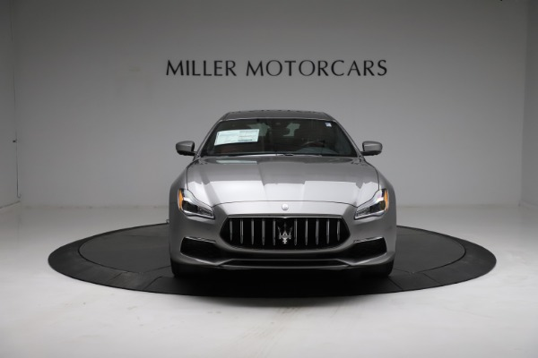 New 2021 Maserati Quattroporte S Q4 GranLusso for sale $122,435 at Alfa Romeo of Greenwich in Greenwich CT 06830 12