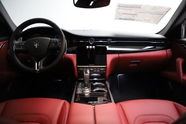 New 2021 Maserati Quattroporte S Q4 GranLusso for sale $122,435 at Alfa Romeo of Greenwich in Greenwich CT 06830 16