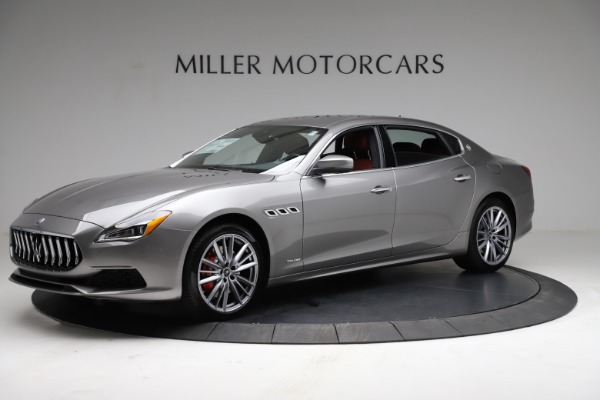 New 2021 Maserati Quattroporte S Q4 GranLusso for sale $122,435 at Alfa Romeo of Greenwich in Greenwich CT 06830 2