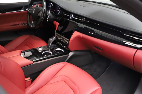 New 2021 Maserati Quattroporte S Q4 GranLusso for sale $122,435 at Alfa Romeo of Greenwich in Greenwich CT 06830 22