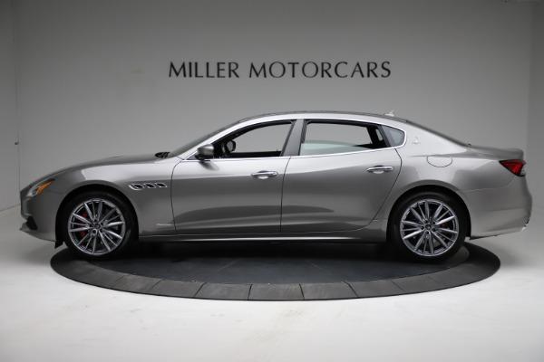 New 2021 Maserati Quattroporte S Q4 GranLusso for sale $122,435 at Alfa Romeo of Greenwich in Greenwich CT 06830 3