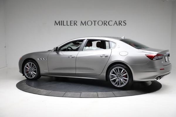 New 2021 Maserati Quattroporte S Q4 GranLusso for sale $122,435 at Alfa Romeo of Greenwich in Greenwich CT 06830 4