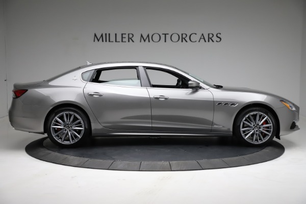 New 2021 Maserati Quattroporte S Q4 GranLusso for sale $122,435 at Alfa Romeo of Greenwich in Greenwich CT 06830 9
