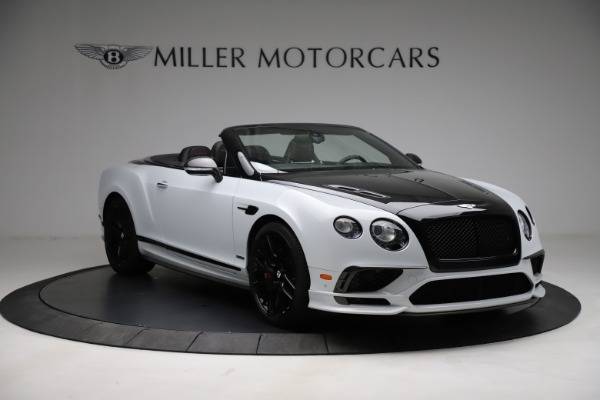 Used 2018 Bentley Continental GT Supersports for sale $229,900 at Alfa Romeo of Greenwich in Greenwich CT 06830 11
