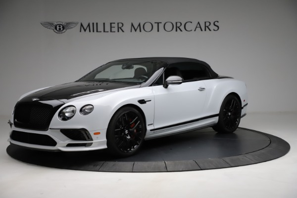 Used 2018 Bentley Continental GT Supersports for sale $229,900 at Alfa Romeo of Greenwich in Greenwich CT 06830 13