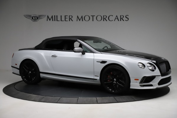 Used 2018 Bentley Continental GT Supersports for sale $229,900 at Alfa Romeo of Greenwich in Greenwich CT 06830 17