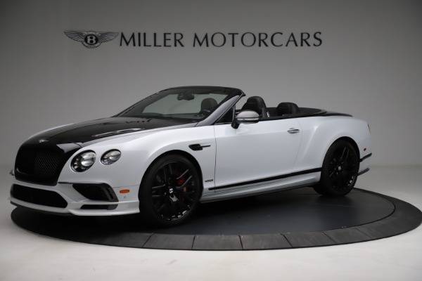 Used 2018 Bentley Continental GT Supersports for sale $229,900 at Alfa Romeo of Greenwich in Greenwich CT 06830 2