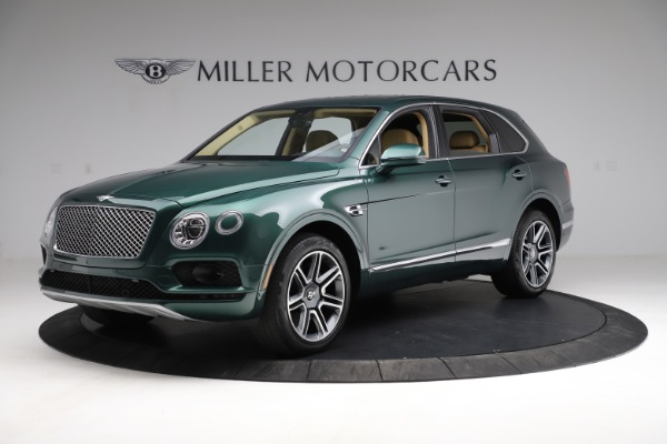 Used 2018 Bentley Bentayga W12 Signature for sale $159,900 at Alfa Romeo of Greenwich in Greenwich CT 06830 2