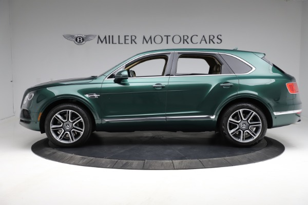 Used 2018 Bentley Bentayga W12 Signature for sale $159,900 at Alfa Romeo of Greenwich in Greenwich CT 06830 3