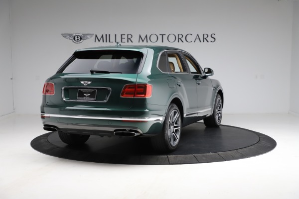 Used 2018 Bentley Bentayga W12 Signature for sale $159,900 at Alfa Romeo of Greenwich in Greenwich CT 06830 7