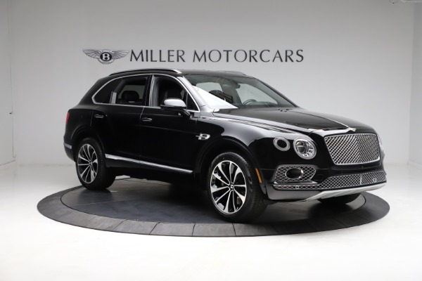Used 2018 Bentley Bentayga W12 Signature for sale $159,900 at Alfa Romeo of Greenwich in Greenwich CT 06830 12