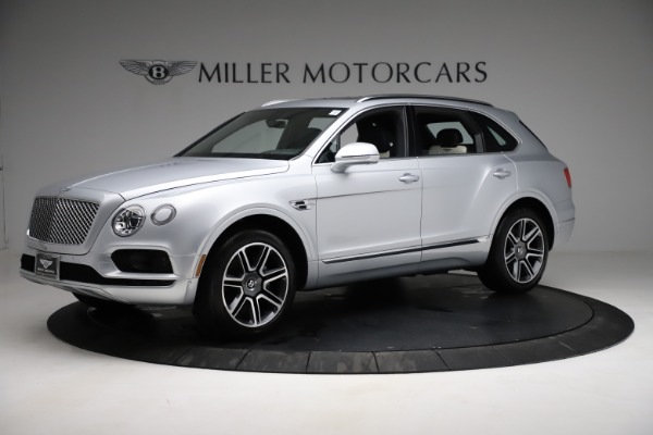 Used 2018 Bentley Bentayga Activity Edition for sale $152,900 at Alfa Romeo of Greenwich in Greenwich CT 06830 2