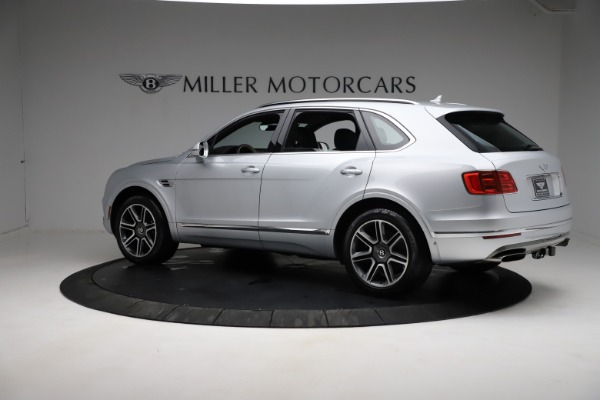 Used 2018 Bentley Bentayga Activity Edition for sale $152,900 at Alfa Romeo of Greenwich in Greenwich CT 06830 4