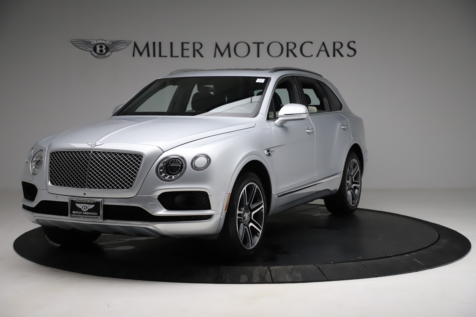 Used 2018 Bentley Bentayga Activity Edition for sale $152,900 at Alfa Romeo of Greenwich in Greenwich CT 06830 1